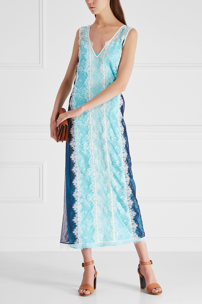 Двойное платье