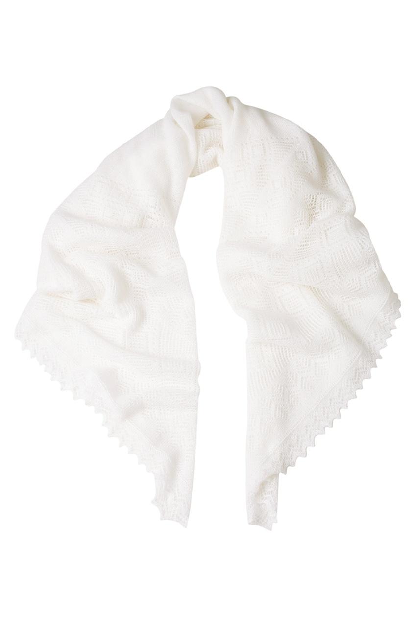 Оренбургский пуховый платок Пуховый платок