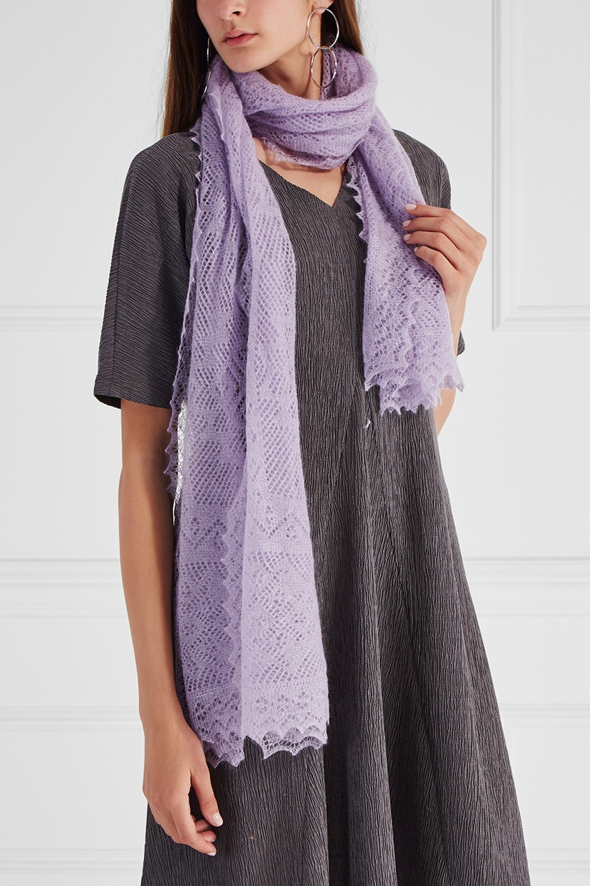Оренбургский пуховый платок Пуховый палантин куплю оренбургский платок вязанные изделия