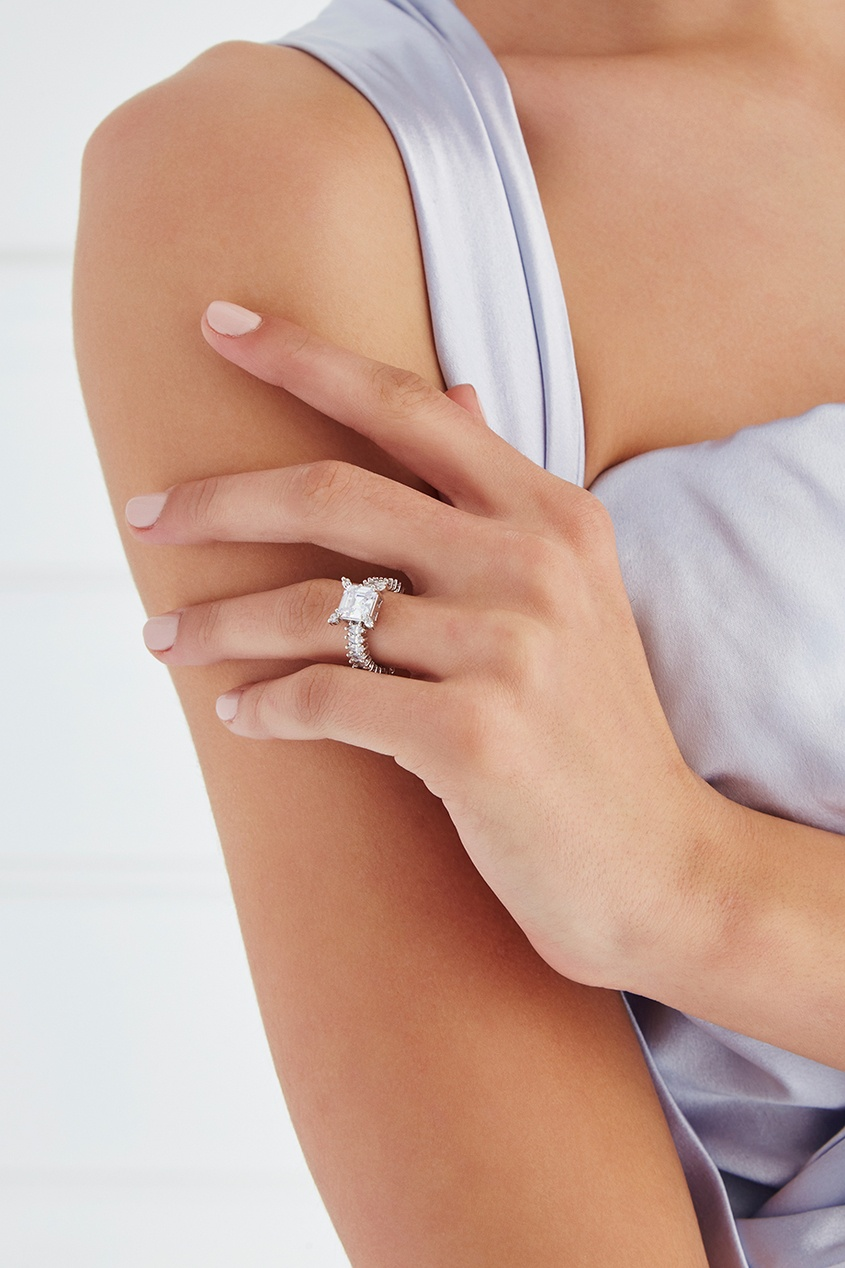 Lisa Smith Кольцо с кристаллом