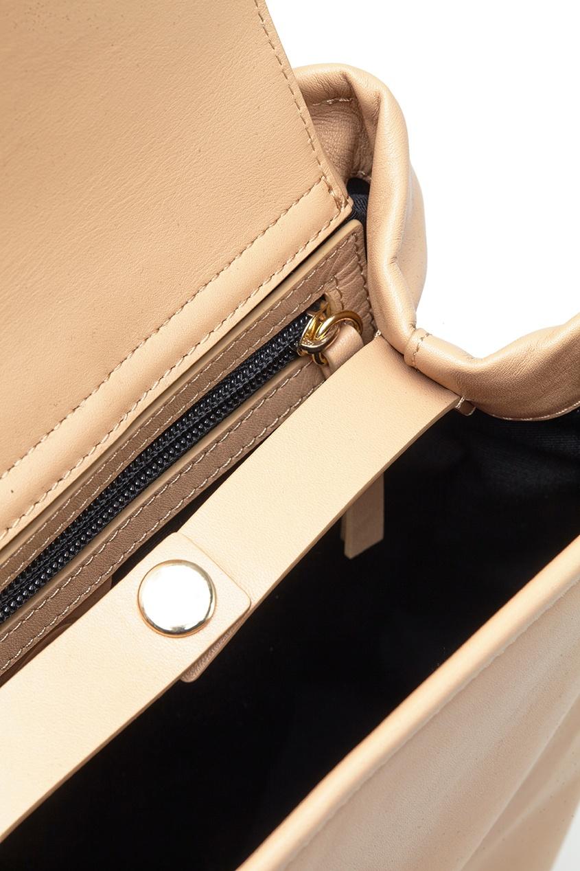 ASH Кожаный рюкзак кожаный рюкзак