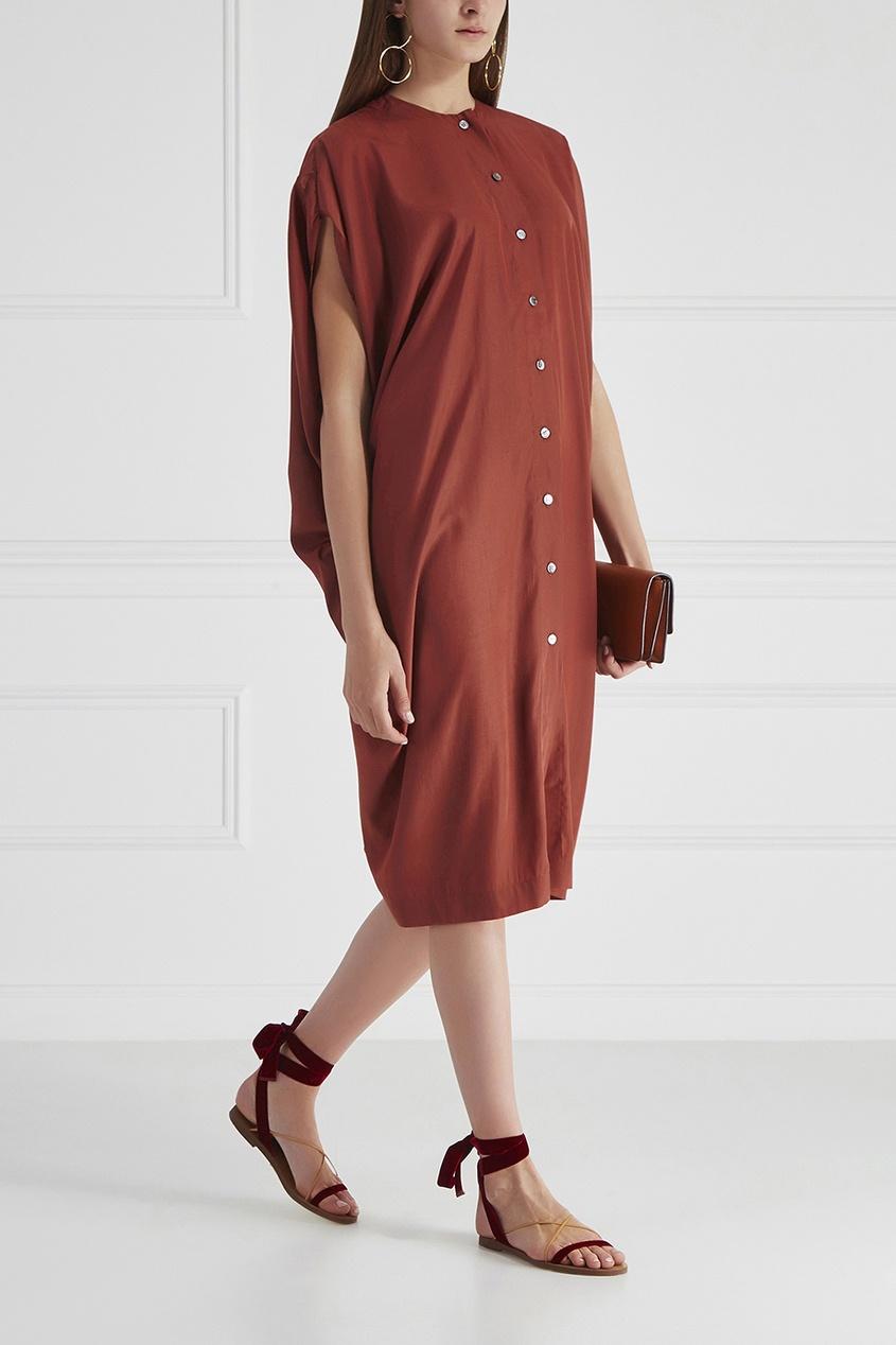 Cyrille Gassiline Платье-рубашка