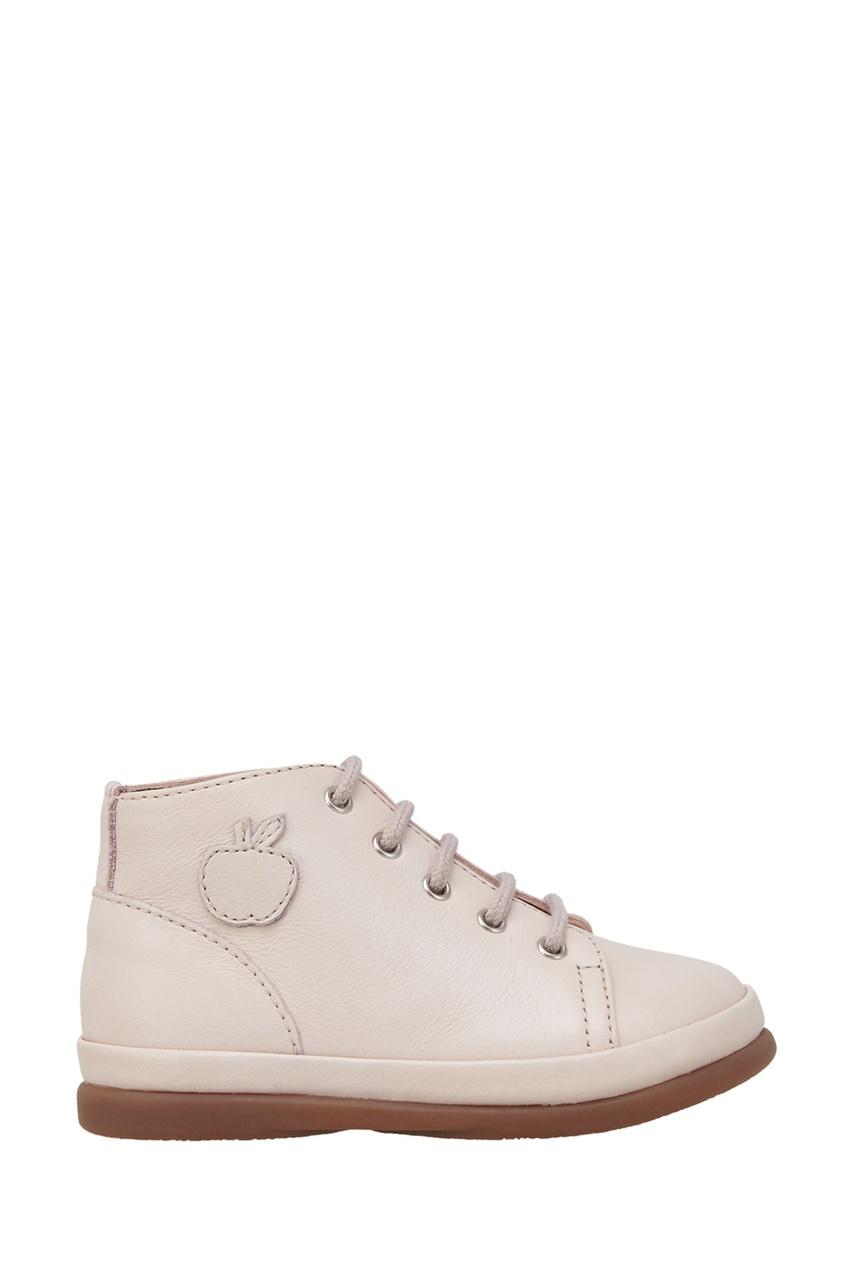 Кожаные ботинки Newflex