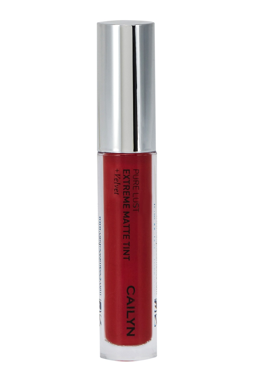 Cailyn Тинт для губ Pure Lust Extreme Matte Tint тинт для губ cailyn pure lust extreme matte tint mousse 69 цвет 69 whimsicality variant hex name ef8e7b