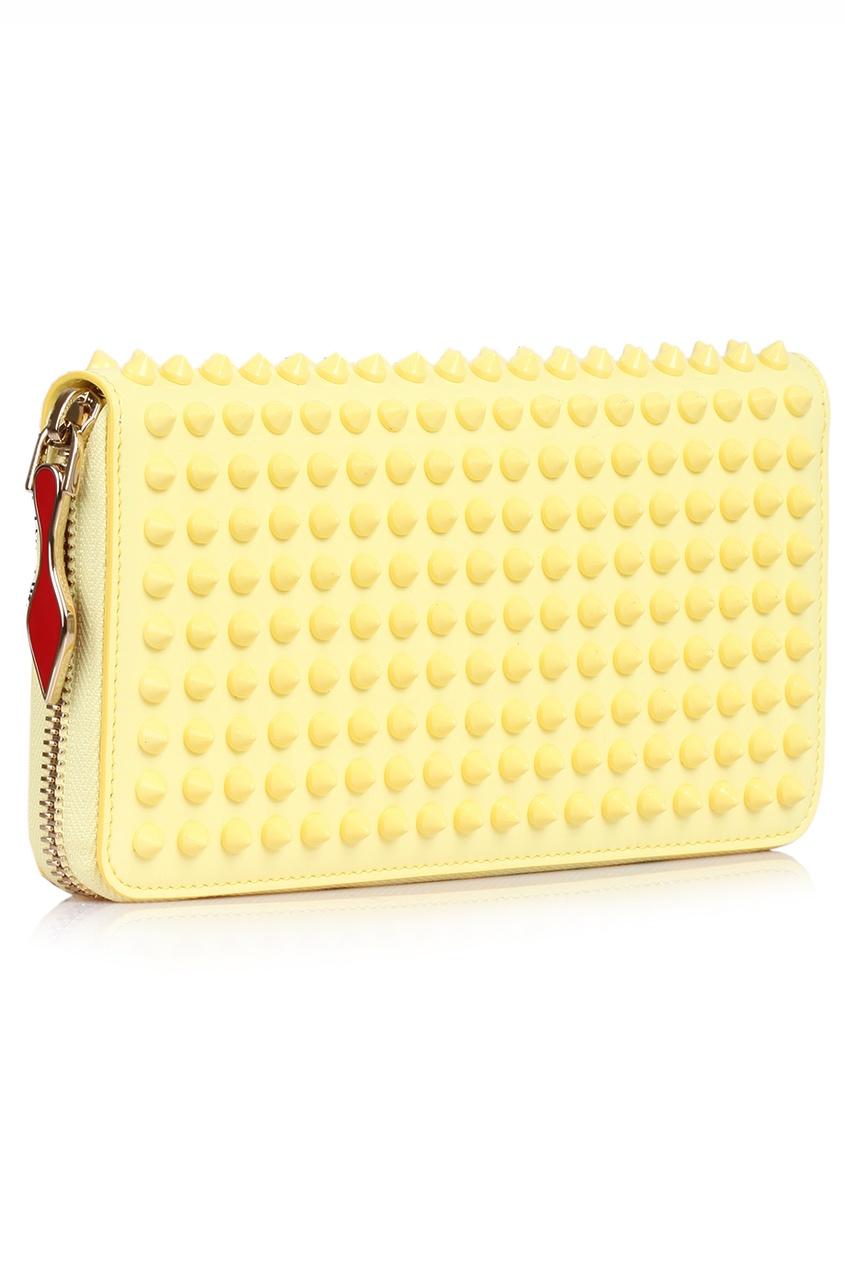 Кожаный кошелек Panettone Wallet