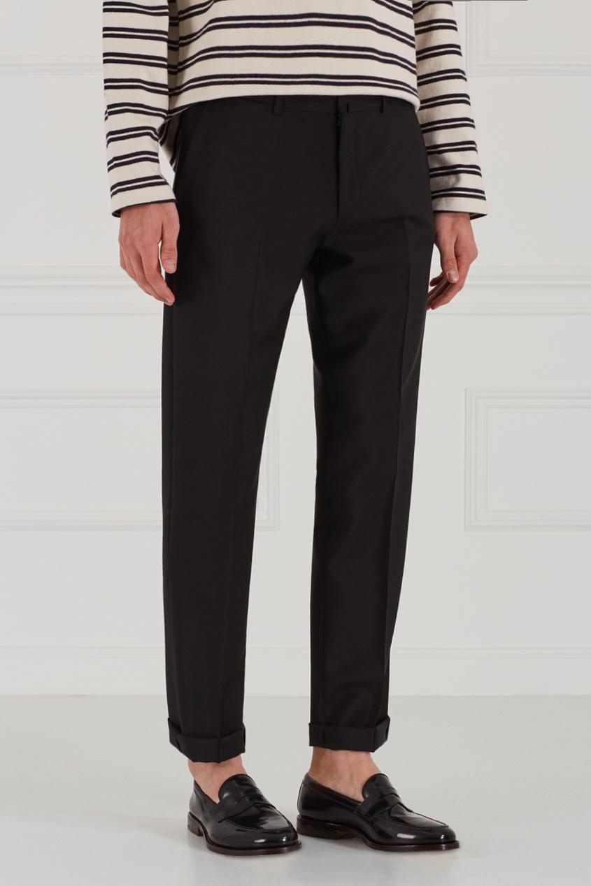 Шерстяные брюки Falun