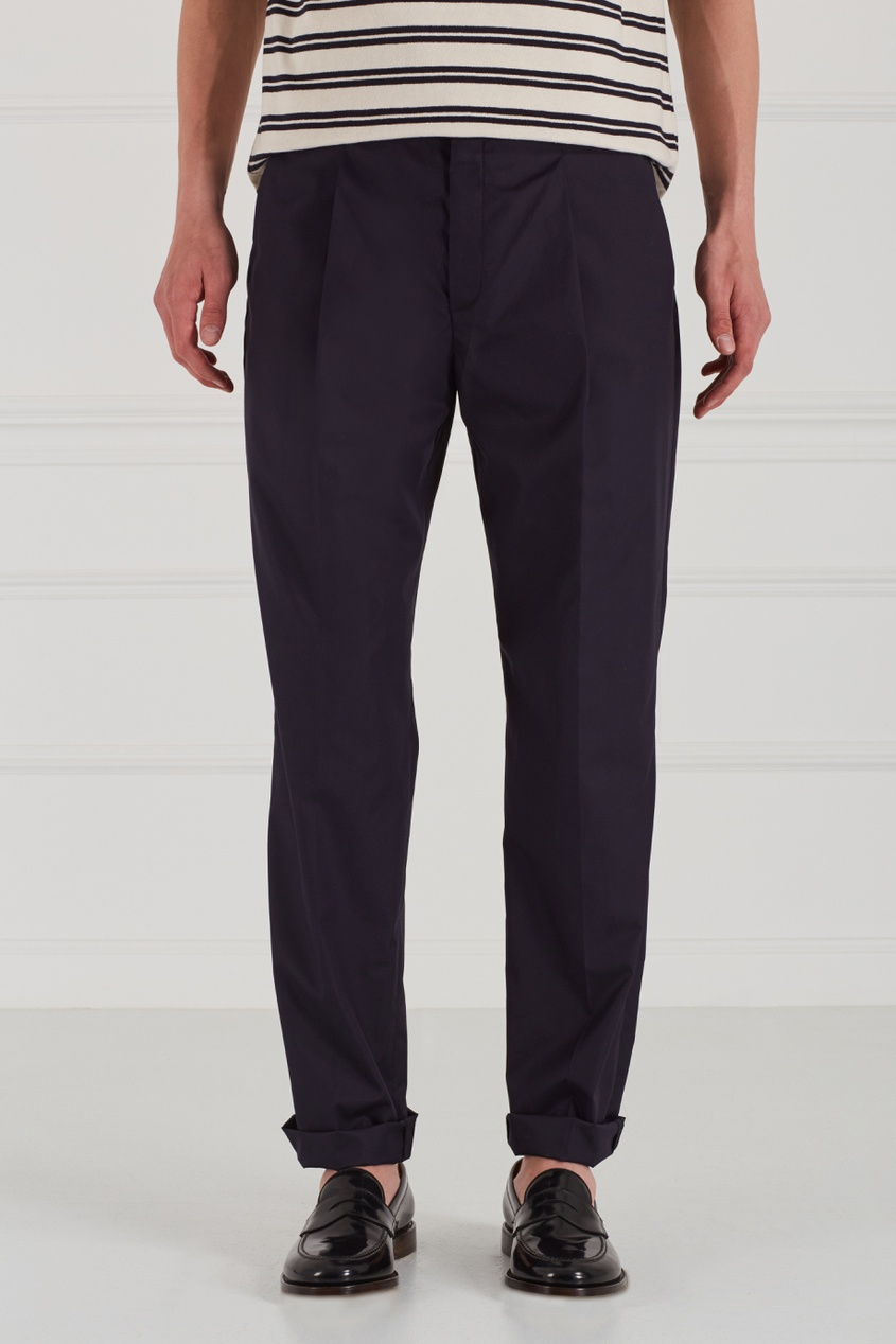 Хлопковые брюки Boston