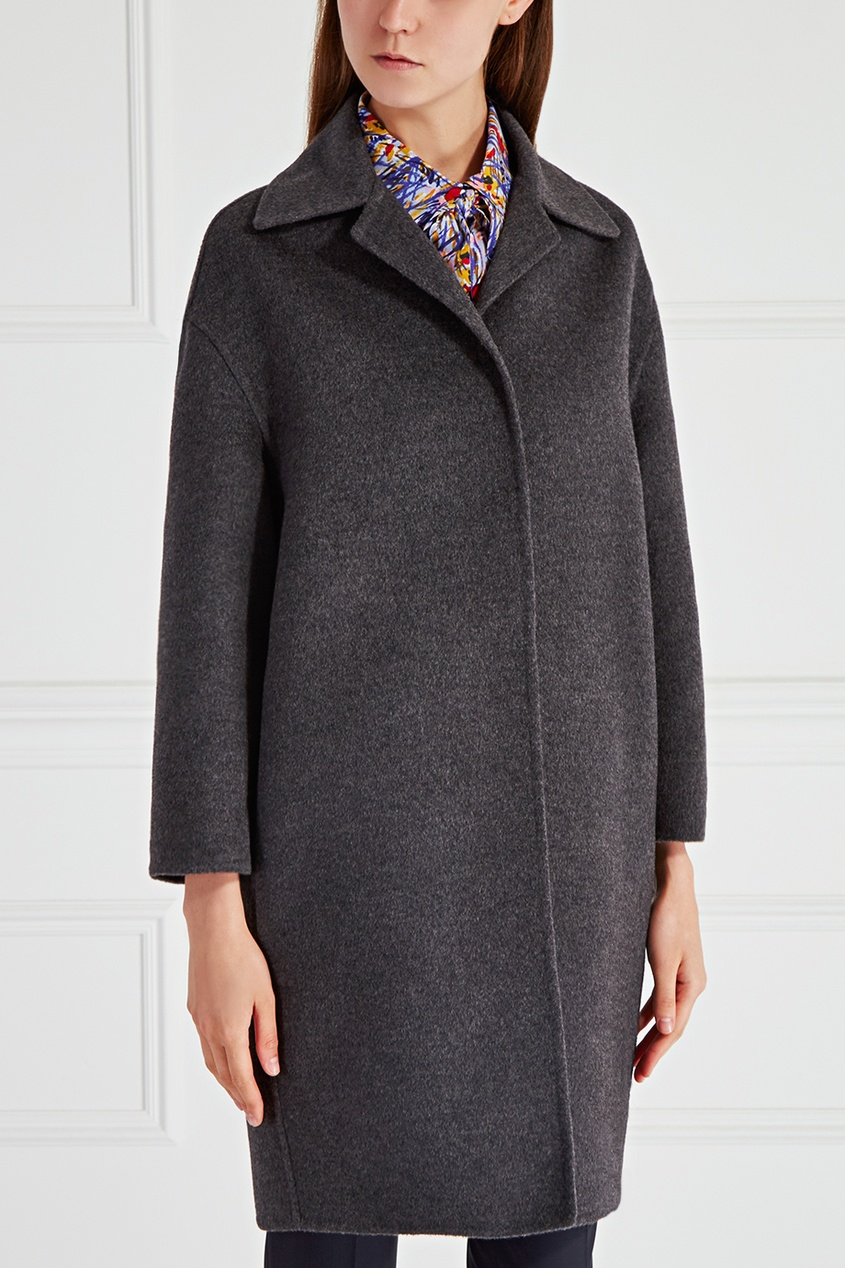 Prada Шерстяное пальто
