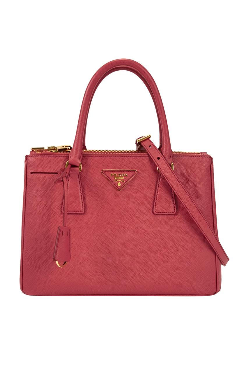 Кожаная сумка Galleria