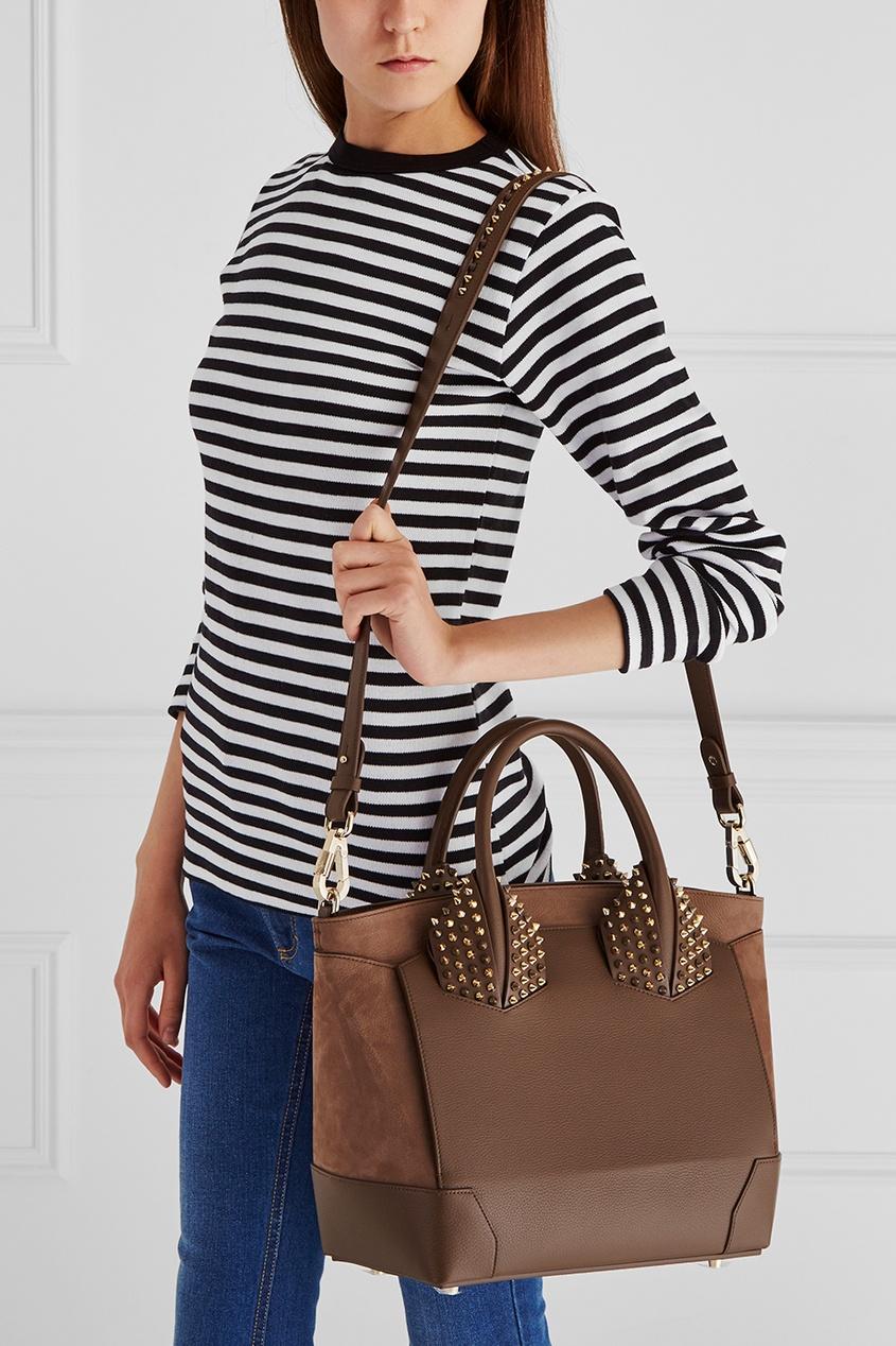 Кожаная сумка Eloise Large