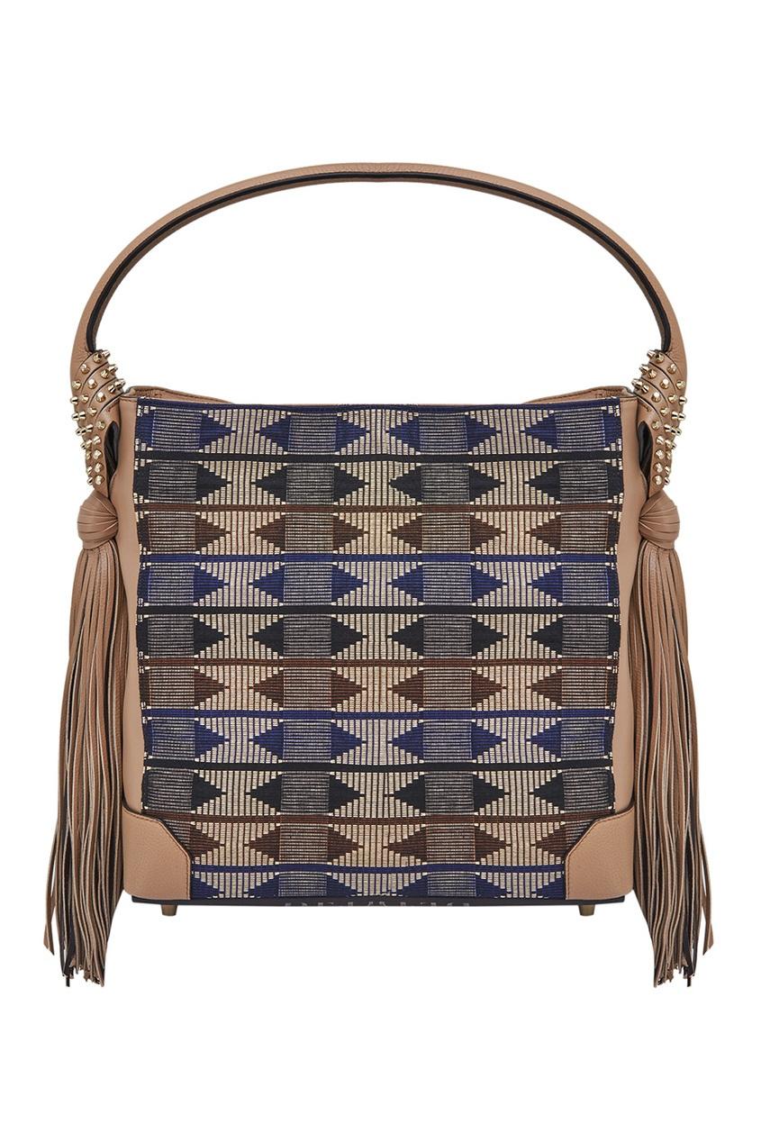 Кожаная сумка Eloise Hobo