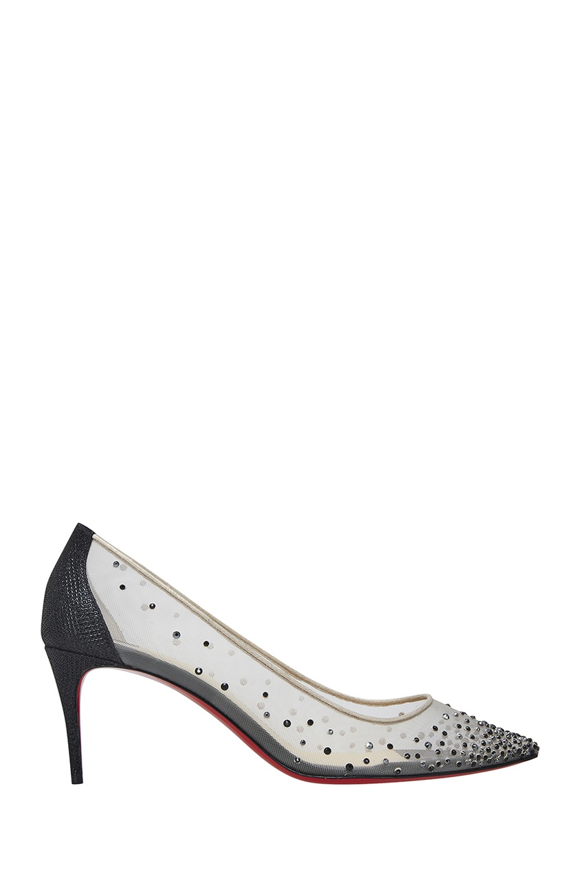 Туфли Follies Strass 70 Christian Louboutin