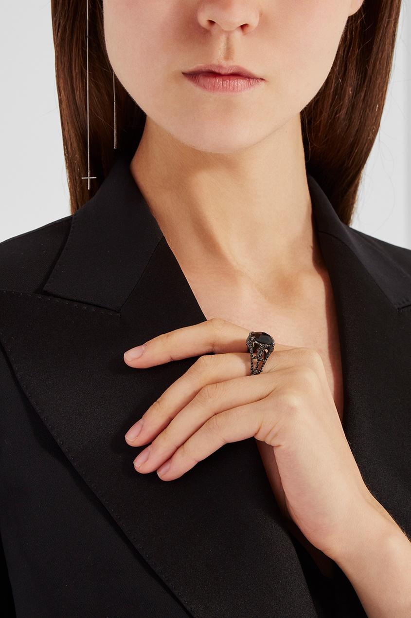 Caviar Jewellery Кольцо с агатом