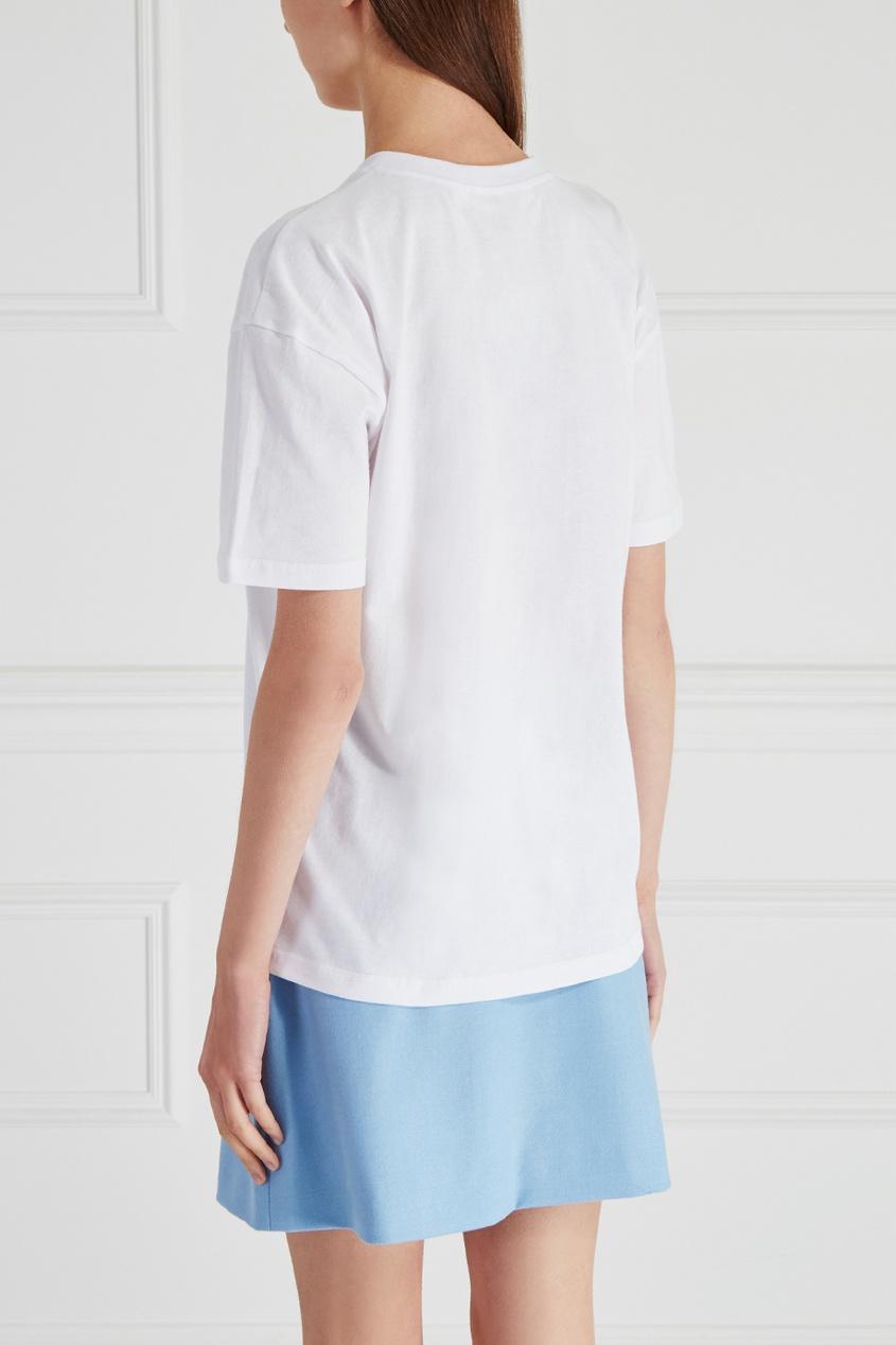 Girls In Bloom Хлопковая футболка