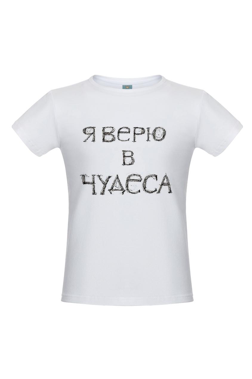 LISA&LEO Хлопковая футболка lisa corti сандалии