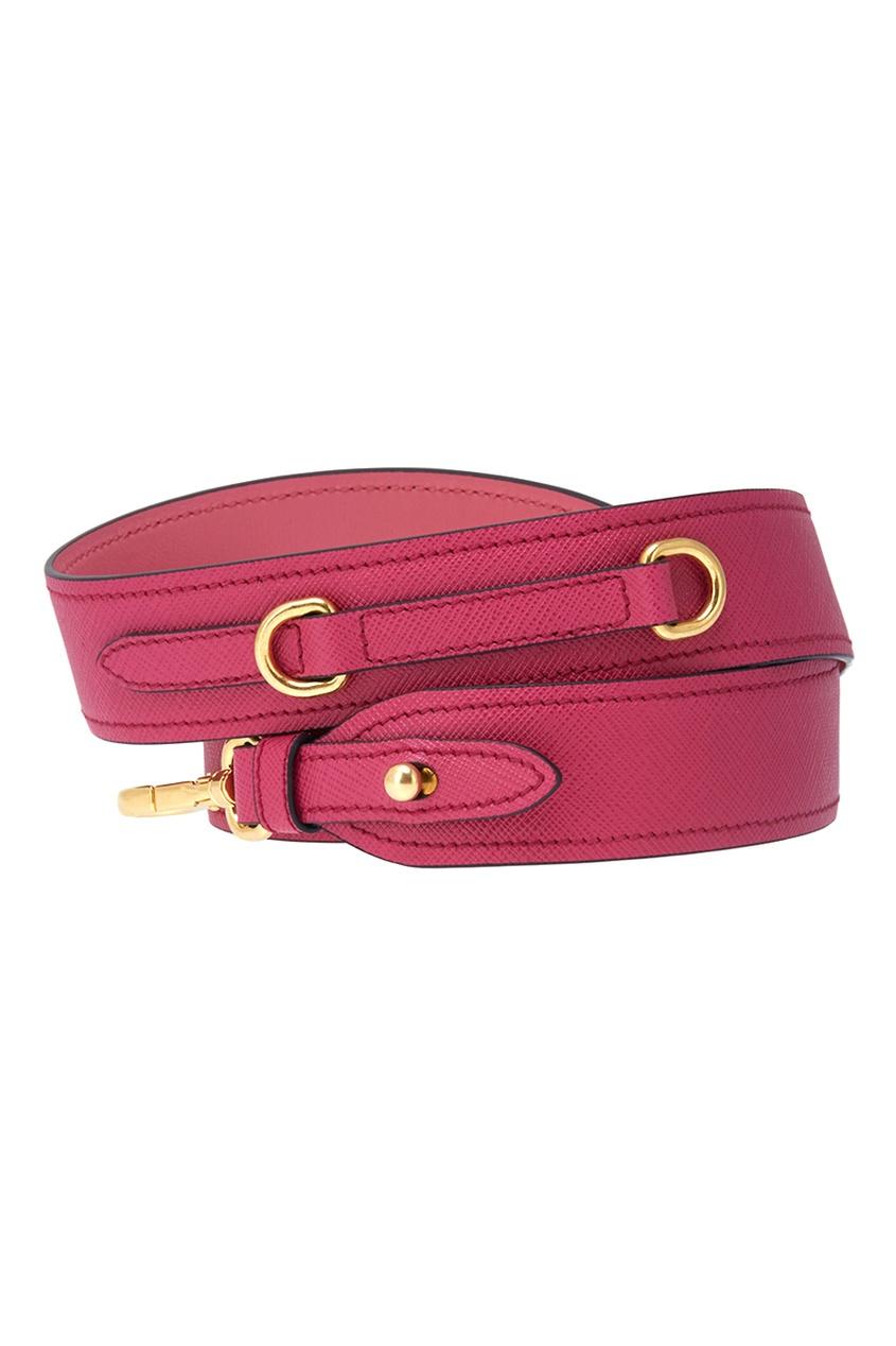 Prada Кожаный ремень для сумки