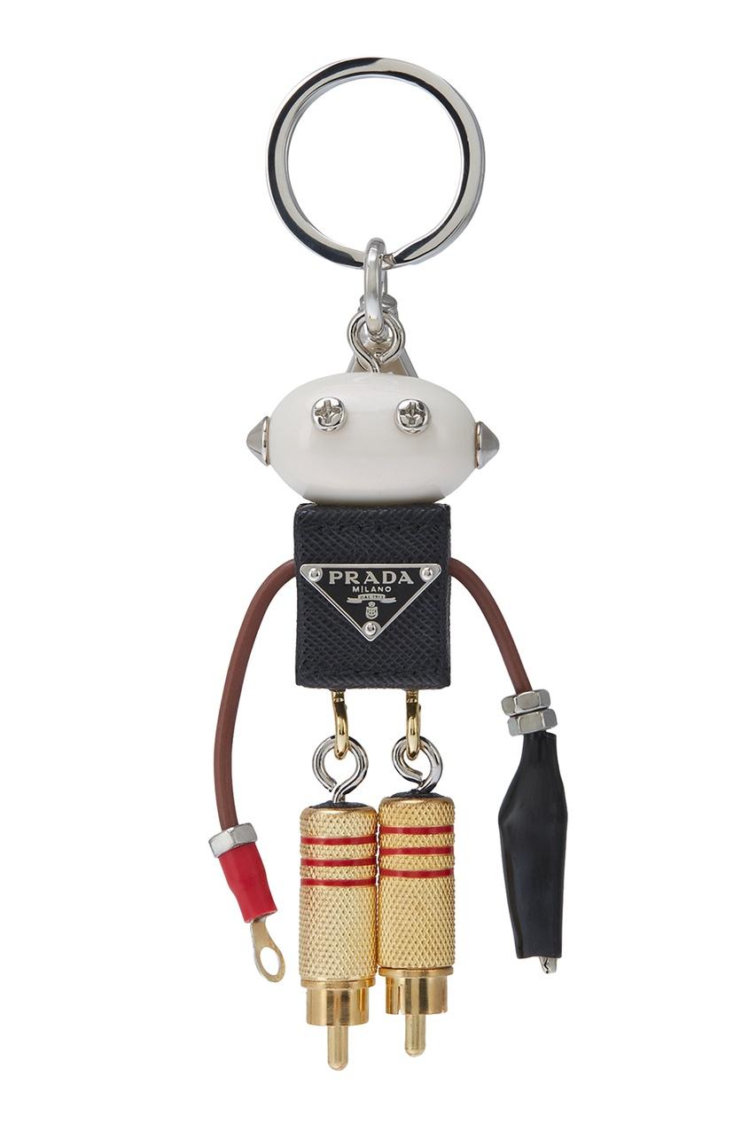 Prada Брелок prada брелок для ключей