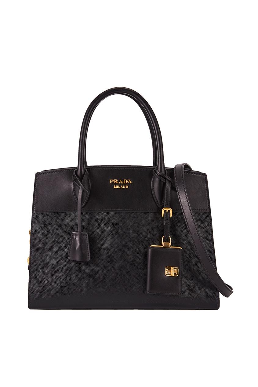 Prada Кожаная сумка Esplanade сумка prada nms14 v1tn6 n5887s