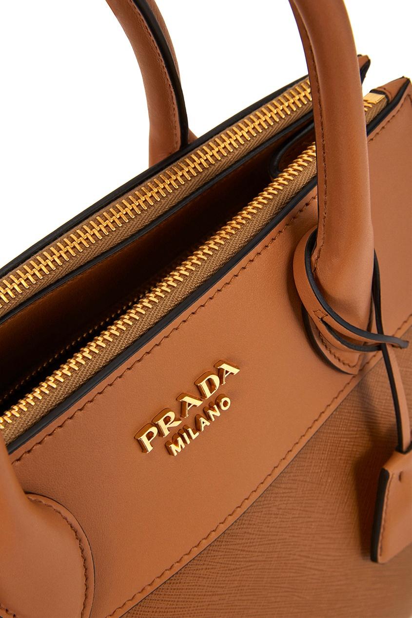Кожаная сумка Paradigme