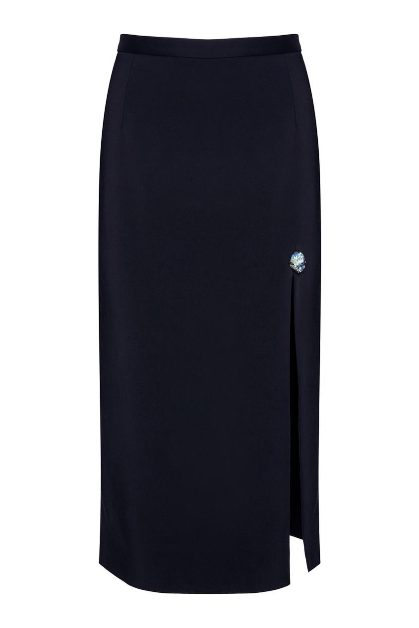 Christopher Kane Однотонная юбка