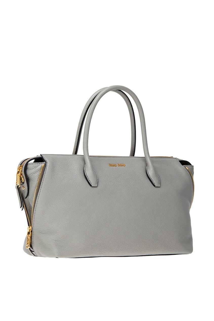 Кожаная сумка Madras