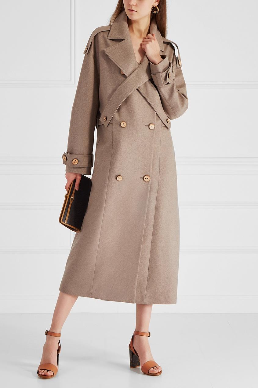 Ruban Пальто из шерсти и кашемира