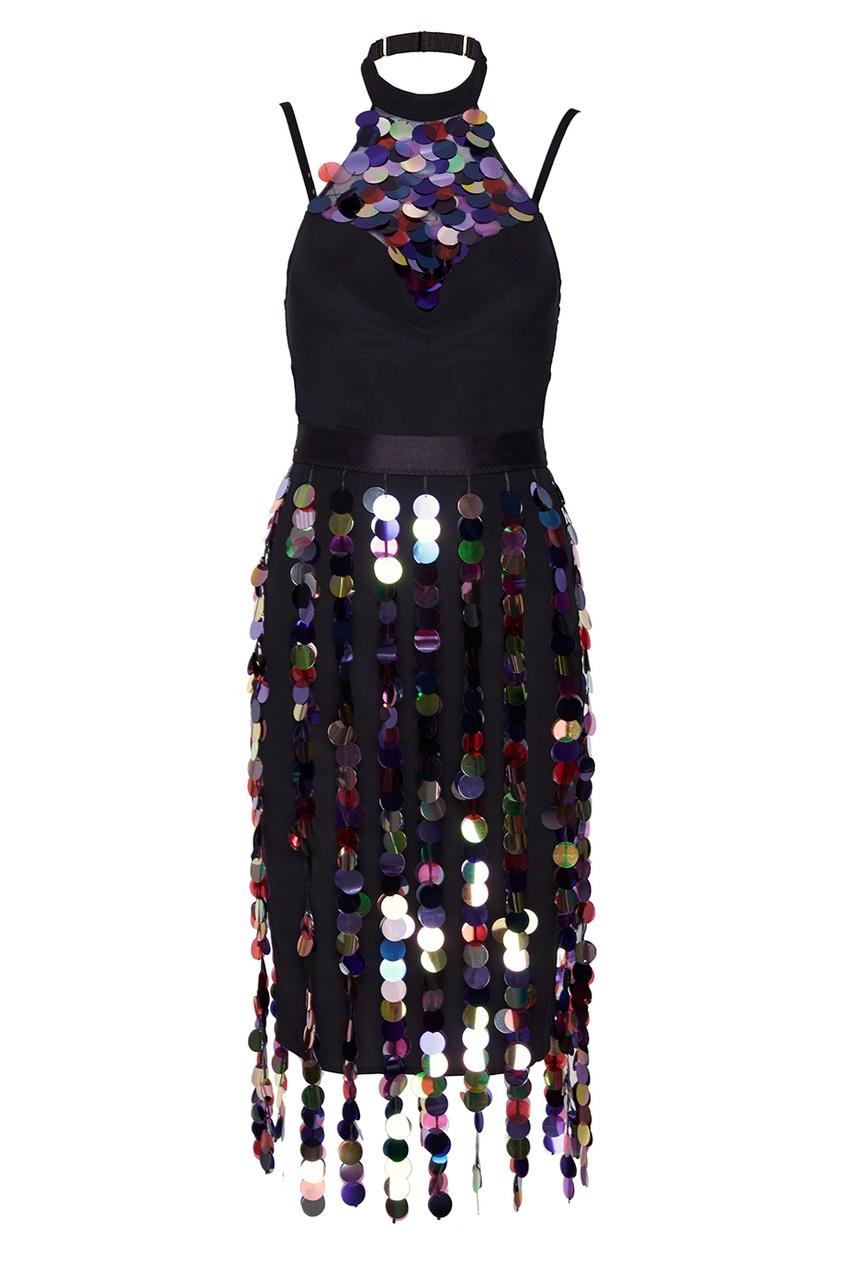 Платье Reno черное