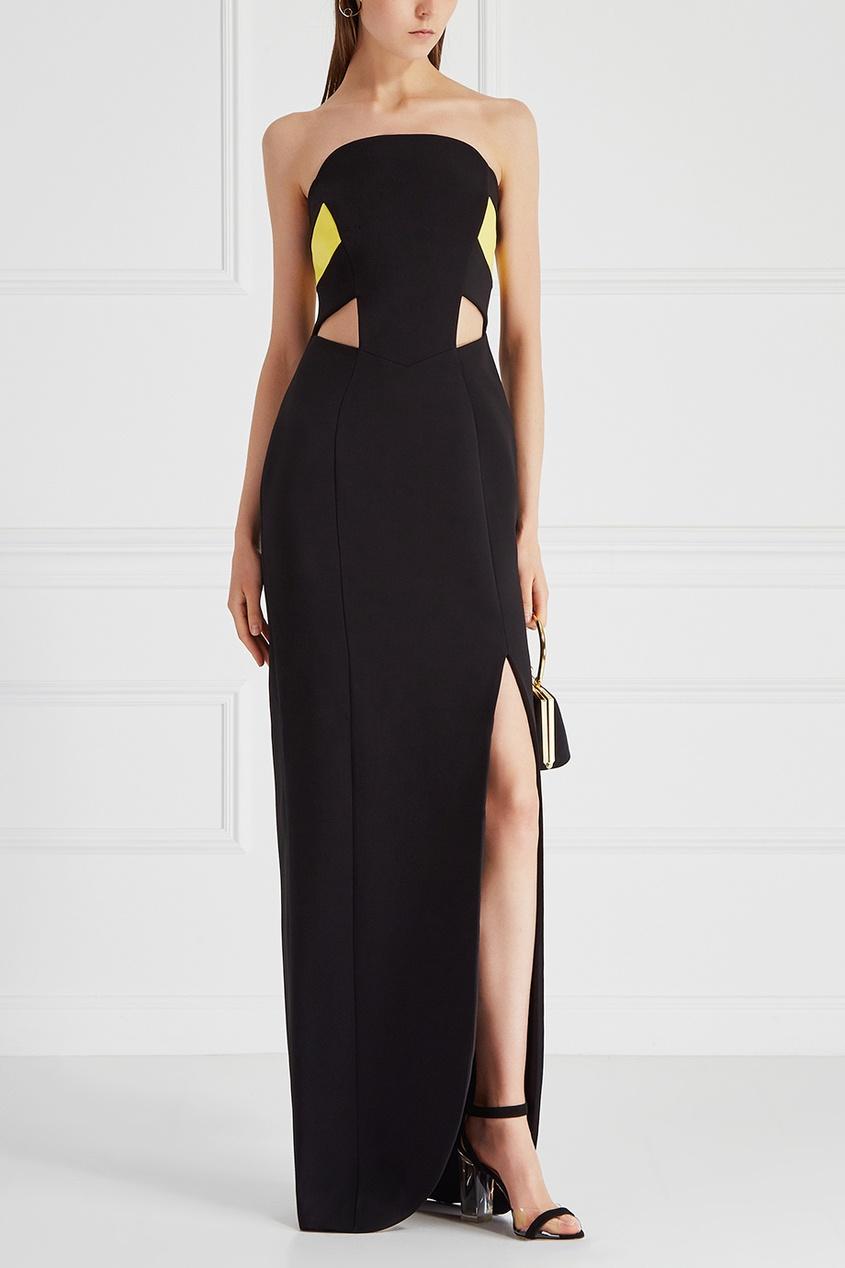 Однотонное платье Hakaan 2150722