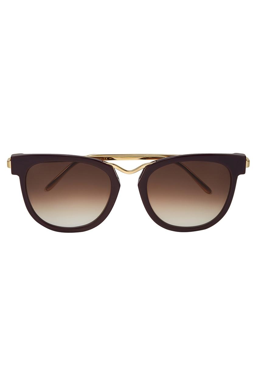 Thierry Lasry Солнцезащитные очки Choky