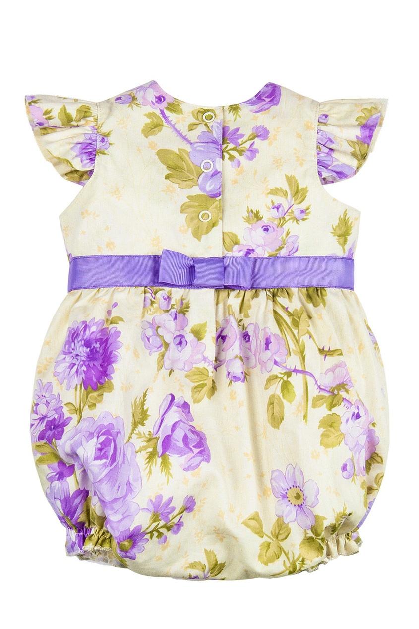 Комплект Фиолетовый цветок