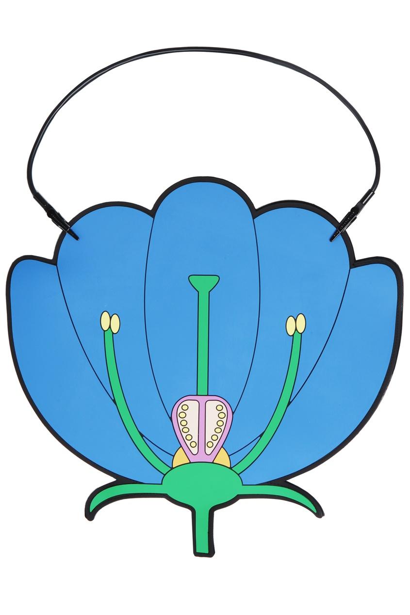 Christopher Kane Сумка в виде цветка