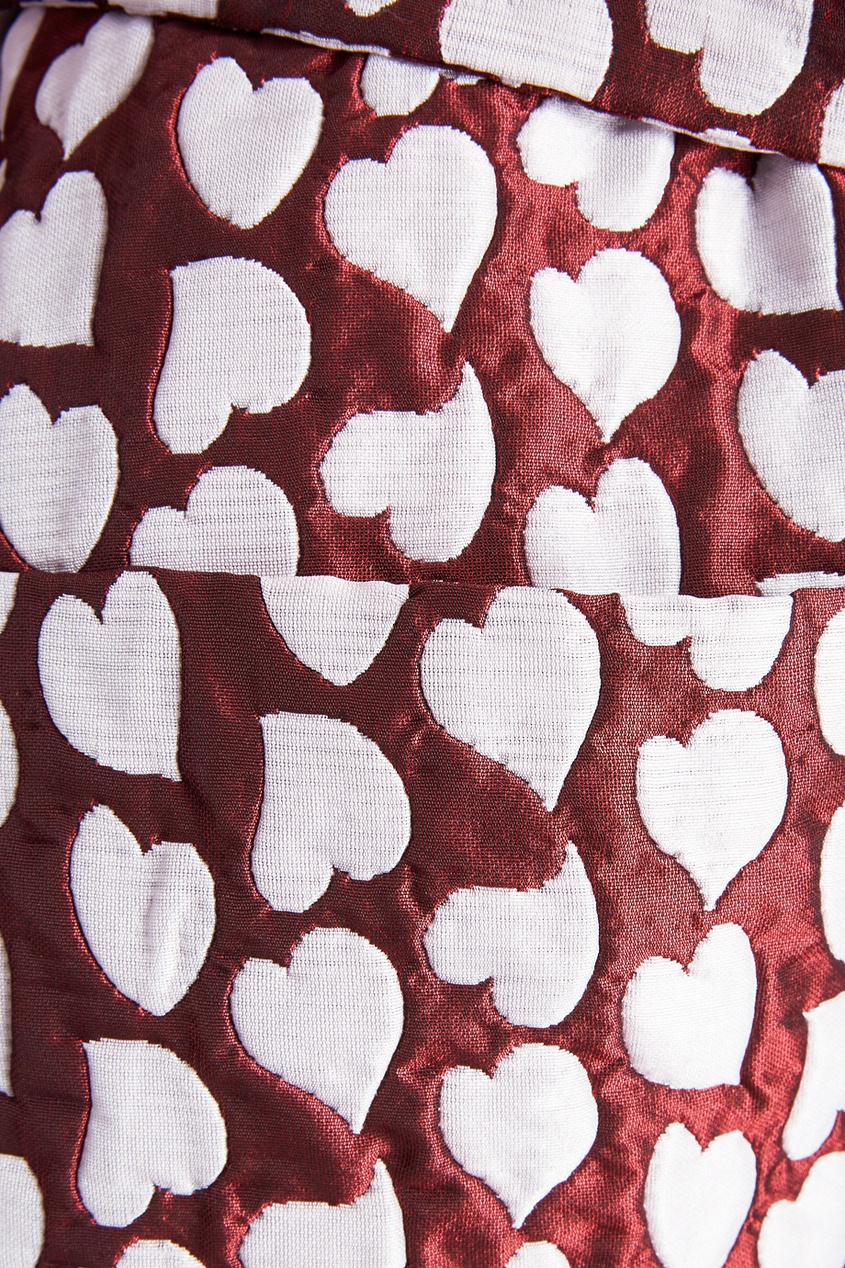 Шелковый жакет Love