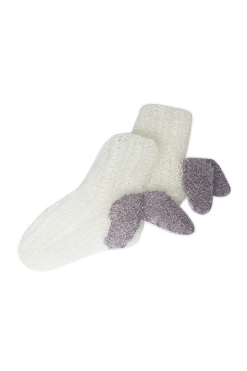 Moonsters Мохеровые носочки носочки любимой сестре canned socks white 416161