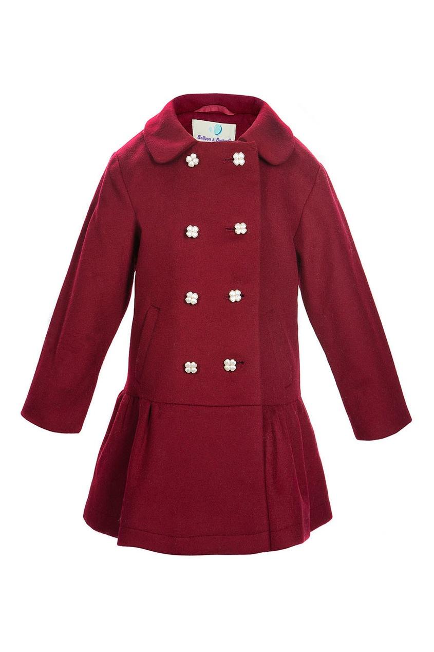 Купить со скидкой Шерстяное пальто