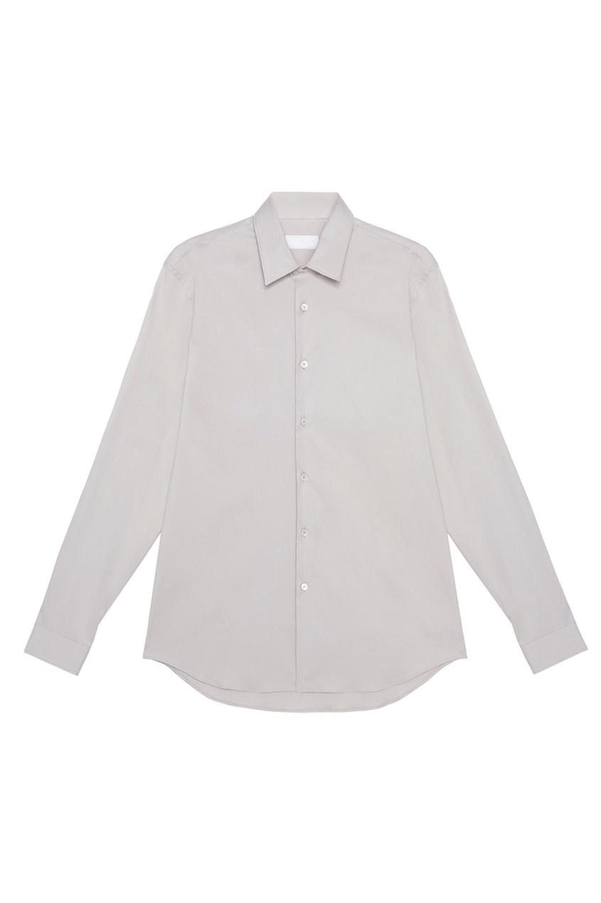 Хлопковая сорочка PRADA
