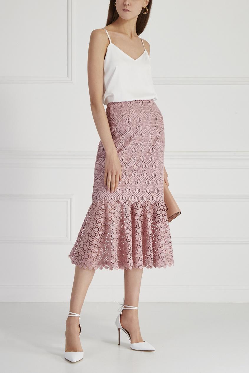 Хлопковая юбка