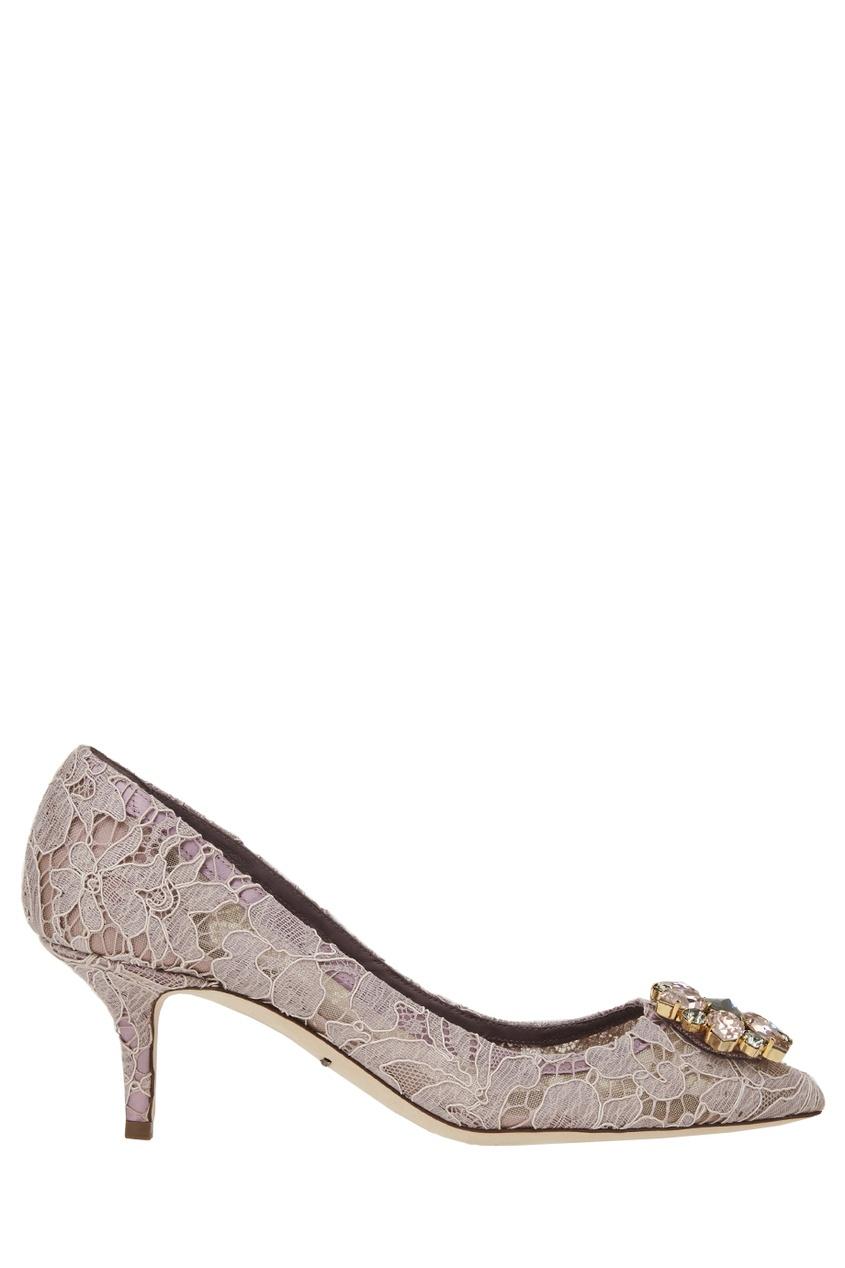 Туфли из кружева Taormina