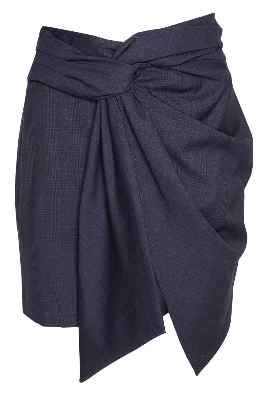 Шерстяная юбка Nima