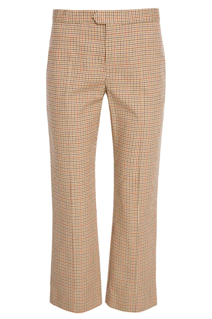 где купить  Isabel Marant Etoile Хлопковые брюки Nerys  по лучшей цене