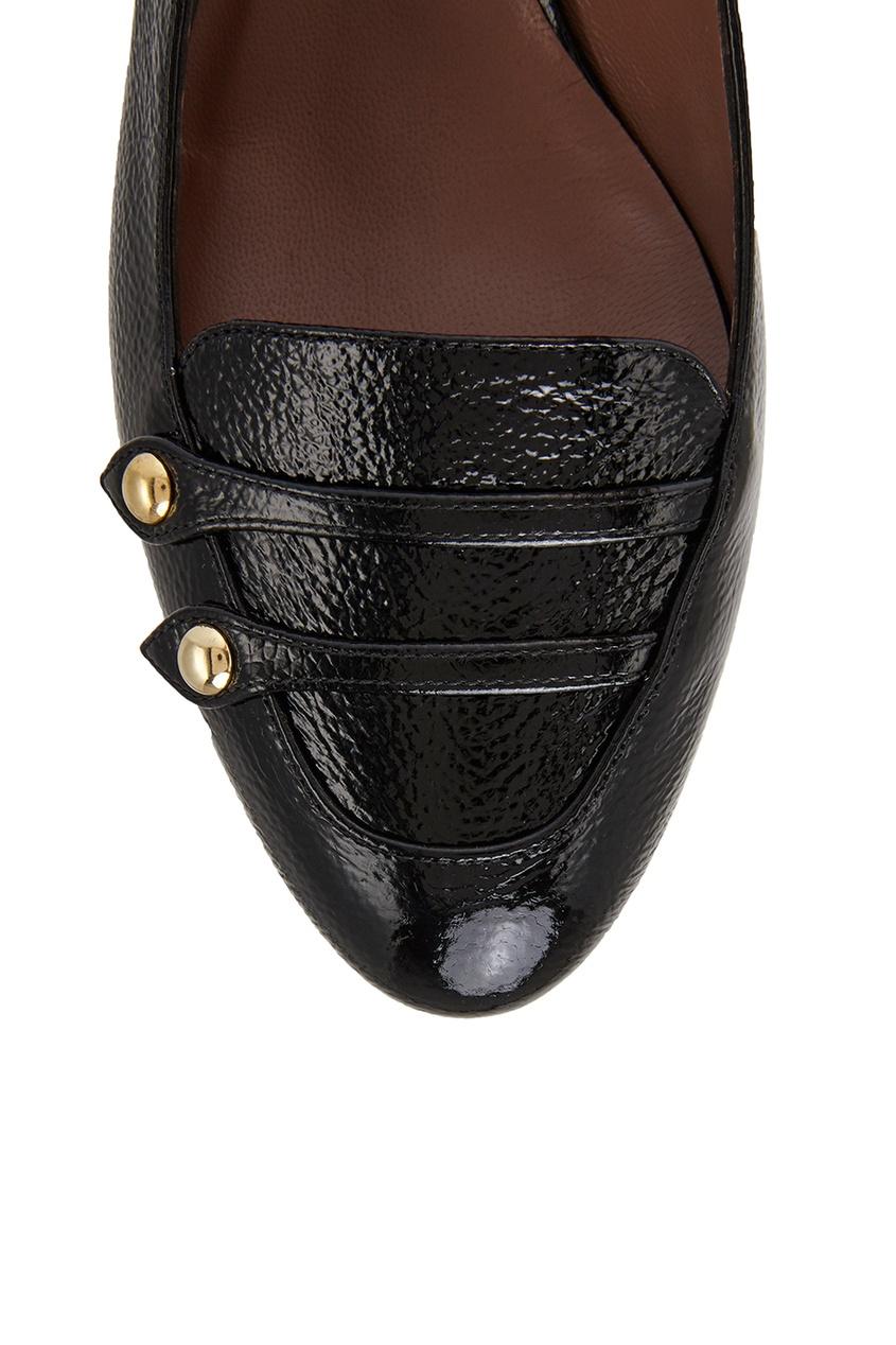 Кожаные туфли Ines
