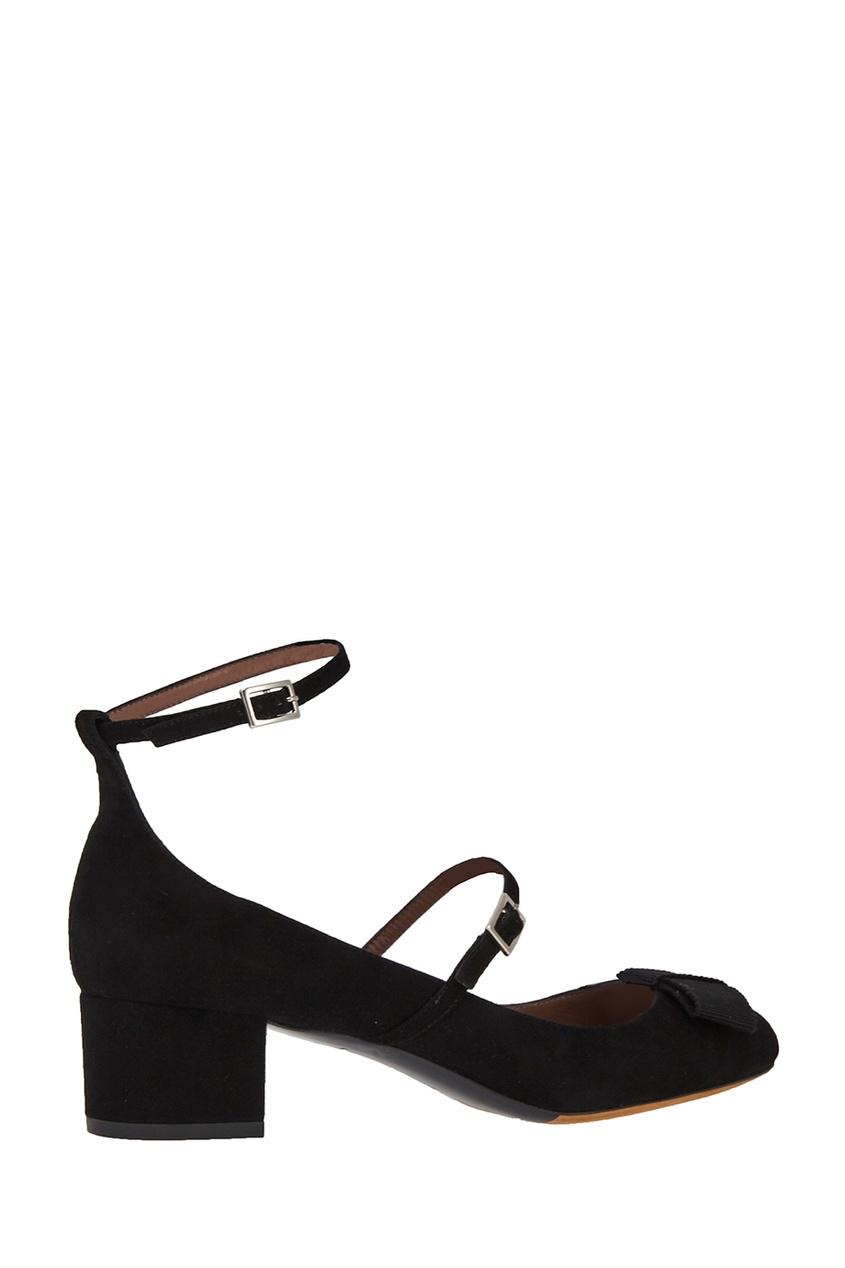 Купить со скидкой Замшевые туфли Rubia