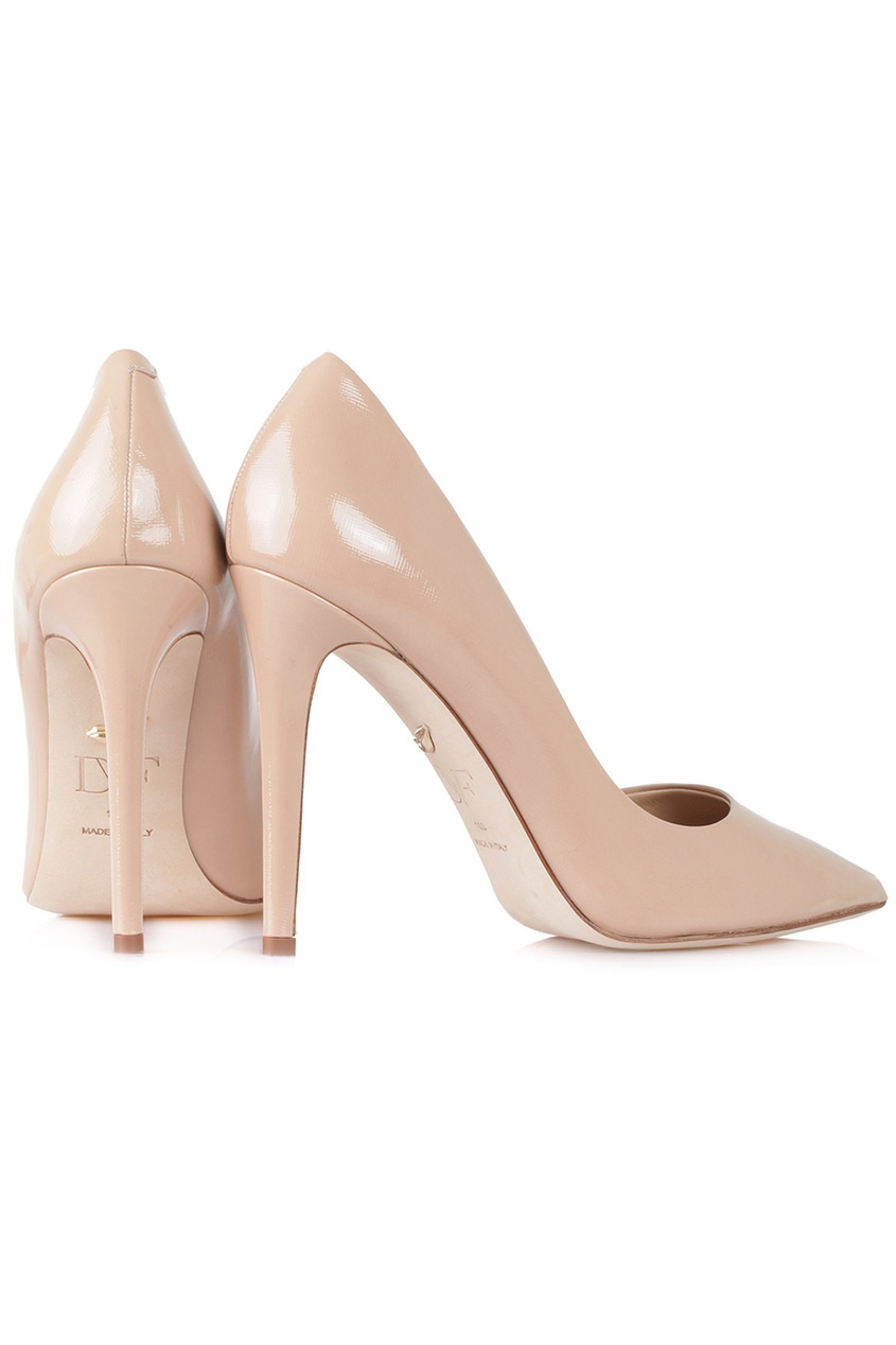 Кожаные туфли Bethany -  брак (обе на одну и ту же ногу)