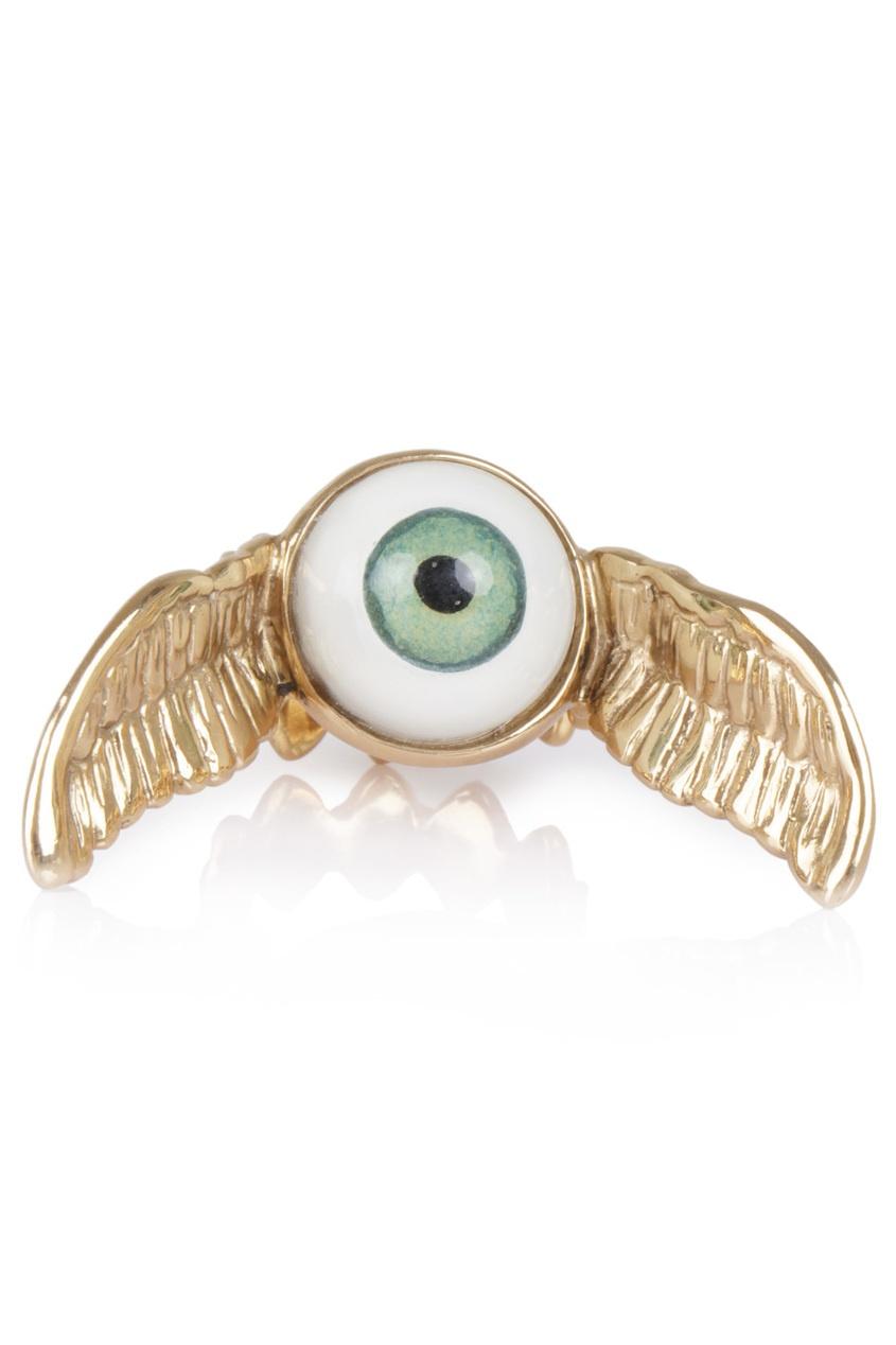 Бронзовое кольцо