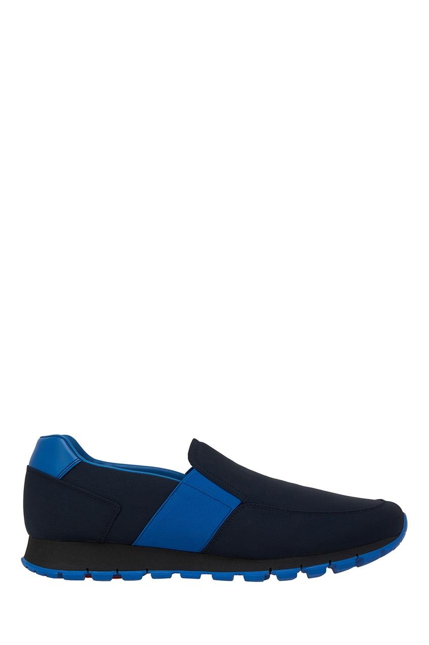 Купить со скидкой Текстильные кроссовки