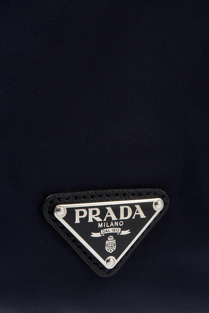 Prada Текстильный рюкзак