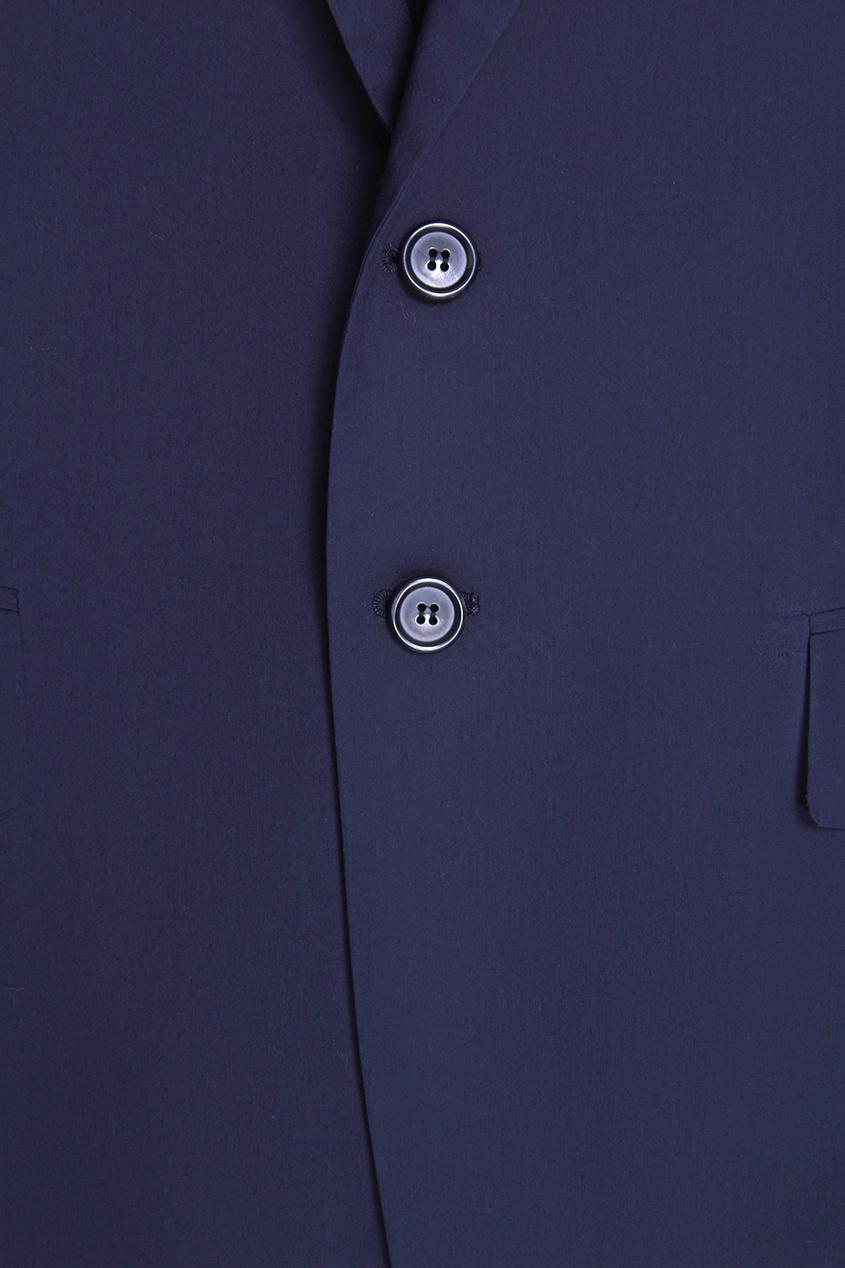 Хлопковый пиджак от Prada