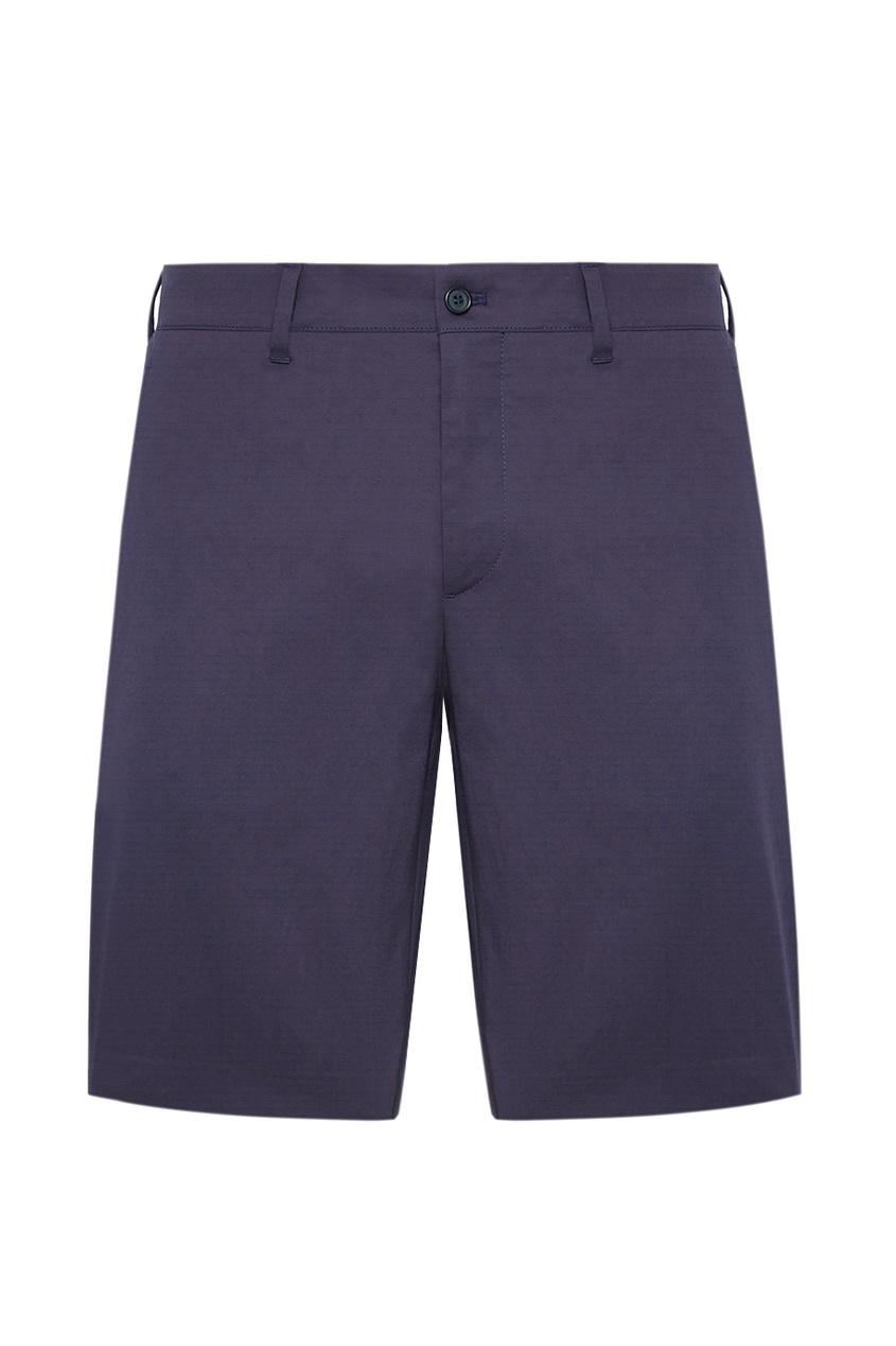 Prada Хлопковые шорты