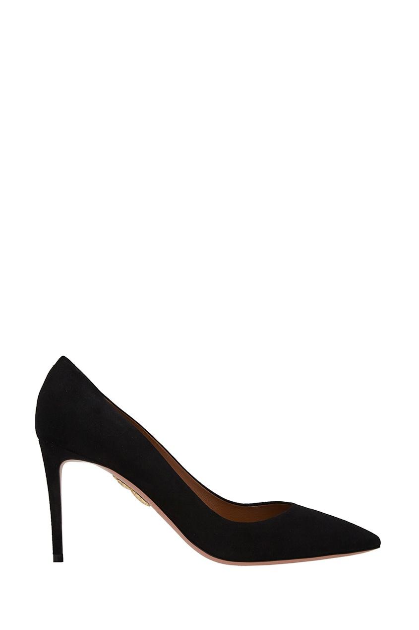 Замшевые туфли Simple Irresistible Pump 85