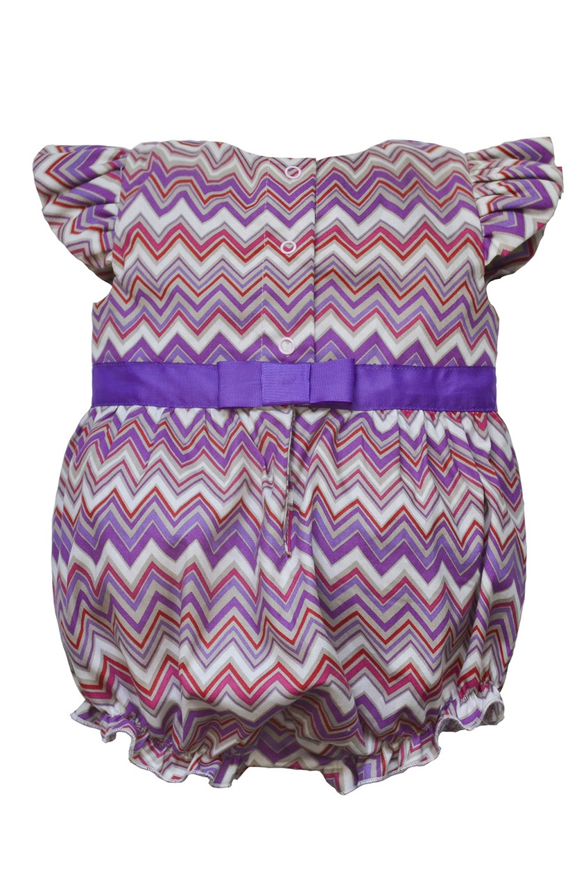 SASHA Petit Gâteau Хлопковый комплект «Зигзаг» повязки на голову modniki комплект повязок