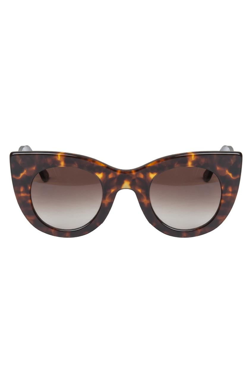 Солнцезащитные очки в леопардовой оправе Orgasmy
